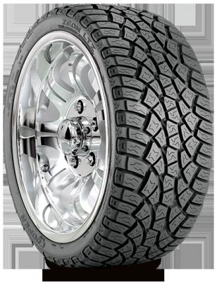 Zeon LTZ Tires